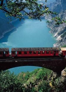Tren de La Mure -Francia EUROPA