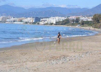 Playa de el Pinillo