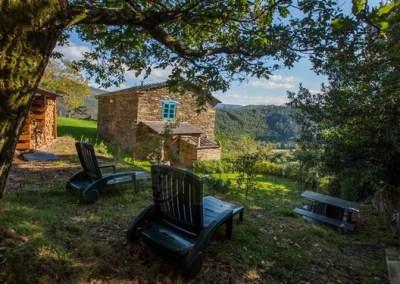 Casa Quitapenas, Lugo