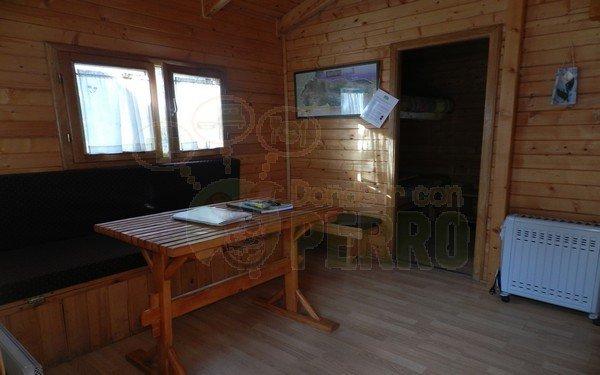 cabaña vallecino interior