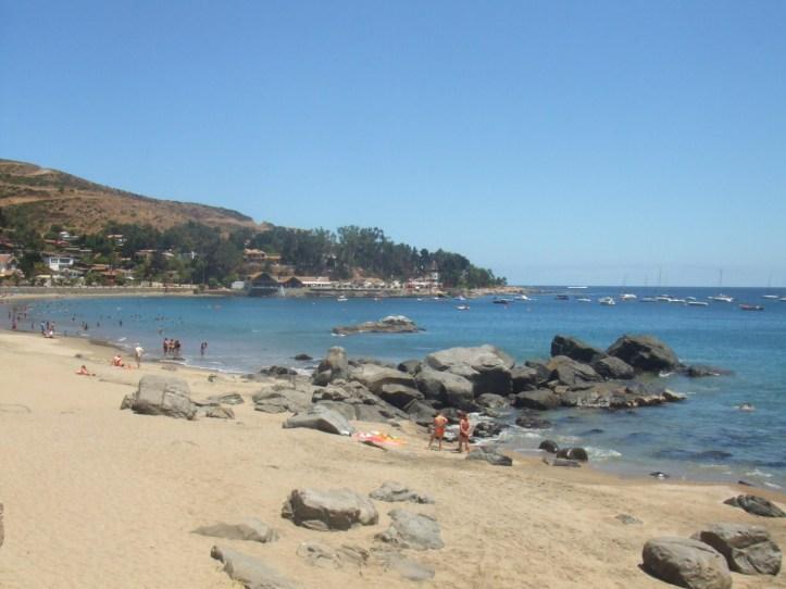 playa de papudo