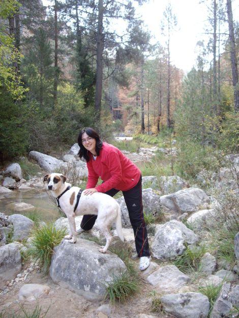 Con mi perra