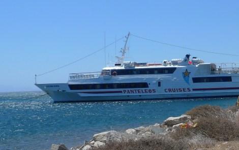 barco grecia 2009