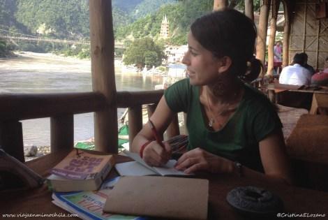 Cristina E Lozano India