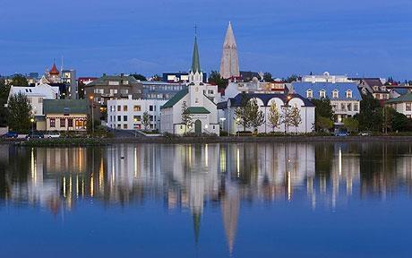 reikiavik-islandia