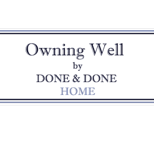 Owning Well