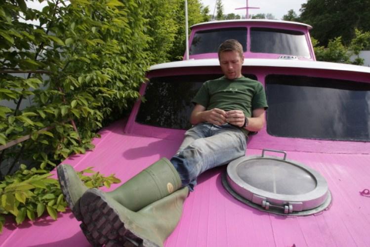 peter-donegan-garden designer-bloom in the park-boat