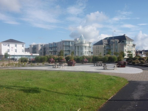 claude toft park galway images