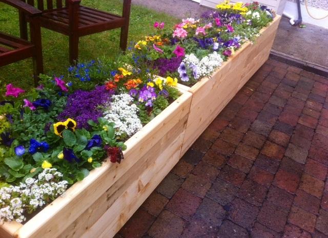 garden planters dublin