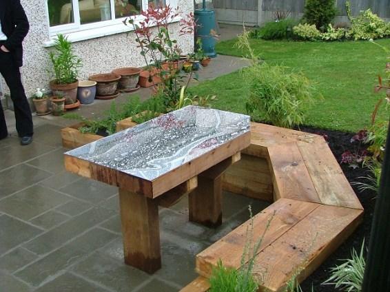 seating garden
