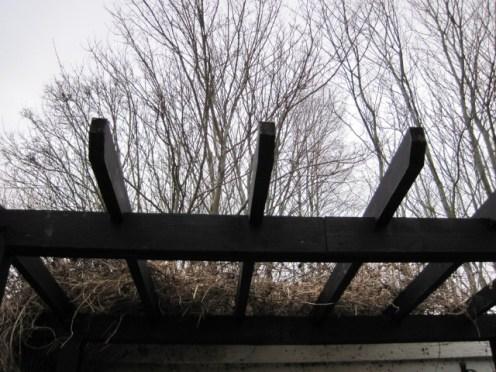 pergola roof