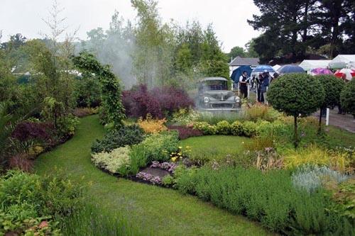 unusual garden