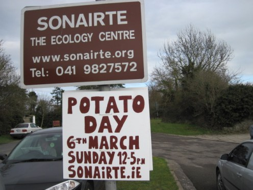 sonairte potato day march 2011