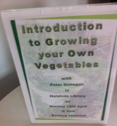 peter donegan fingal library garden classes