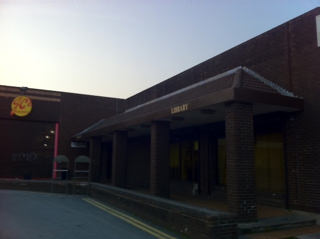 swords library