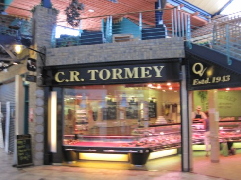 cr tormey butcher