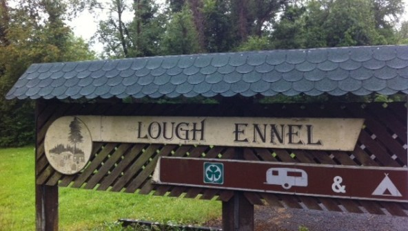 lough ennell campsite