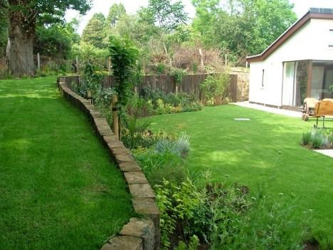 two level garden