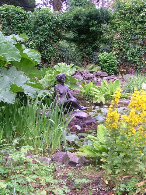 Brackenstown House Gardens Dublin, 2007 Presentation, Donegan Landscaping