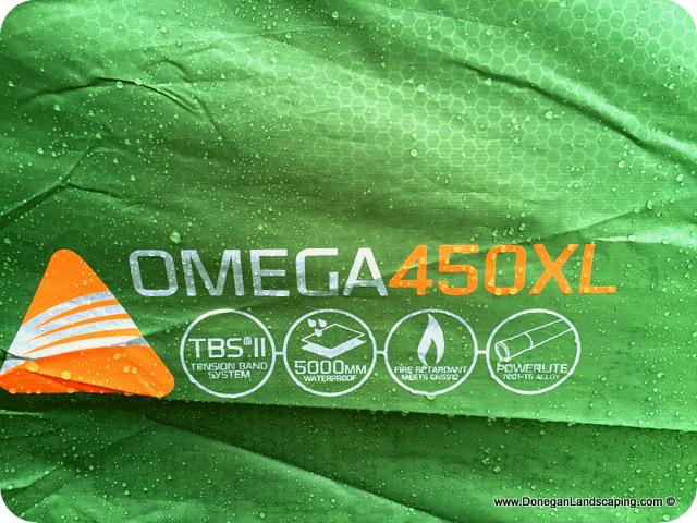 vango omega 450XL