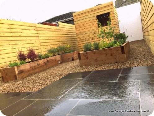 donegan landscaping dublin, back garden (2)