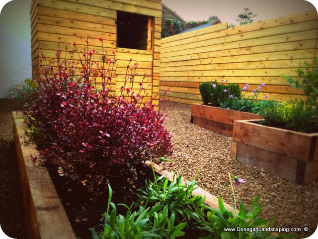 donegan landscaping dublin, back garden (5)