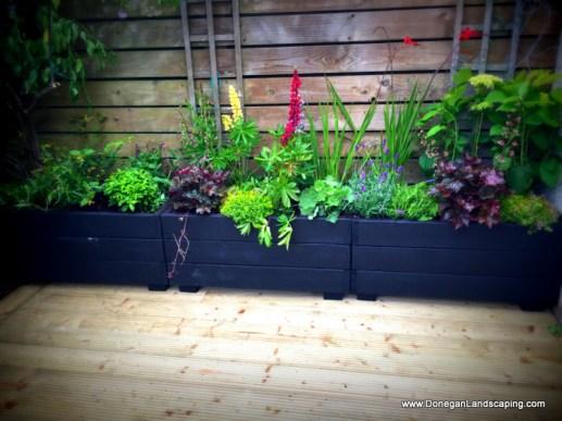 garden planters donegan