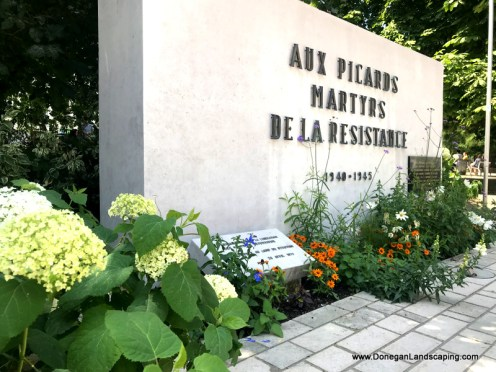 Parc de la Resistance, Amiens