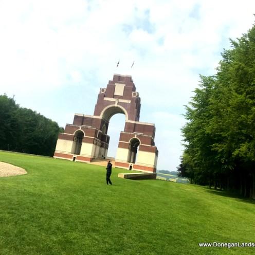 Thiepval memorial (1)