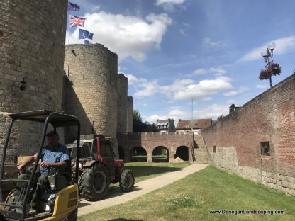Day 1, Chateau Peronne, Irish Peace Garden (2)