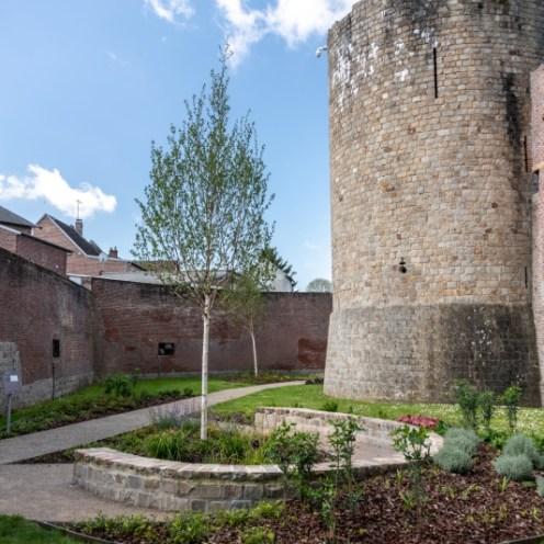 Jardin, Historial Peronne, photo©Aurélien ROGER (3)