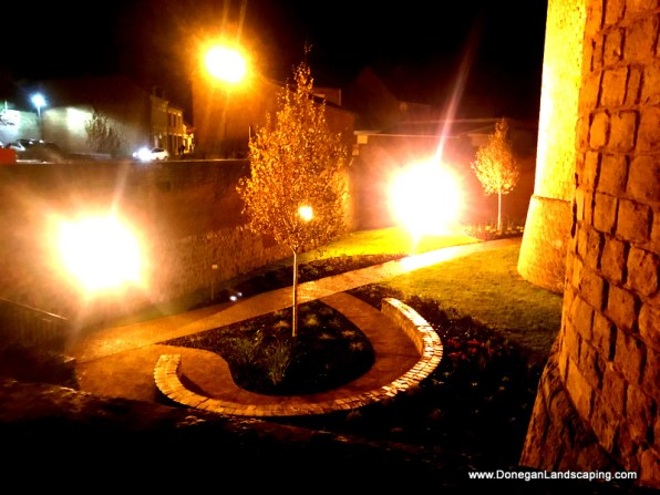 Jardin Peronne, Historial, night (4)