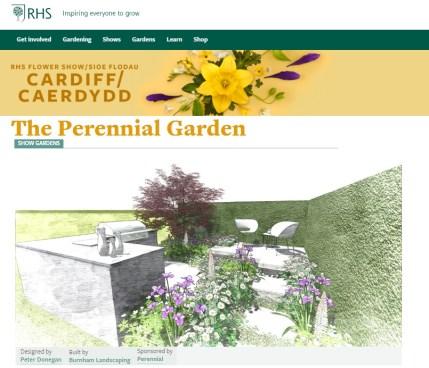 rhs show garden