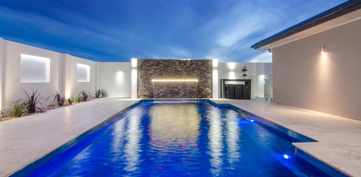 pool lights and your lighting options