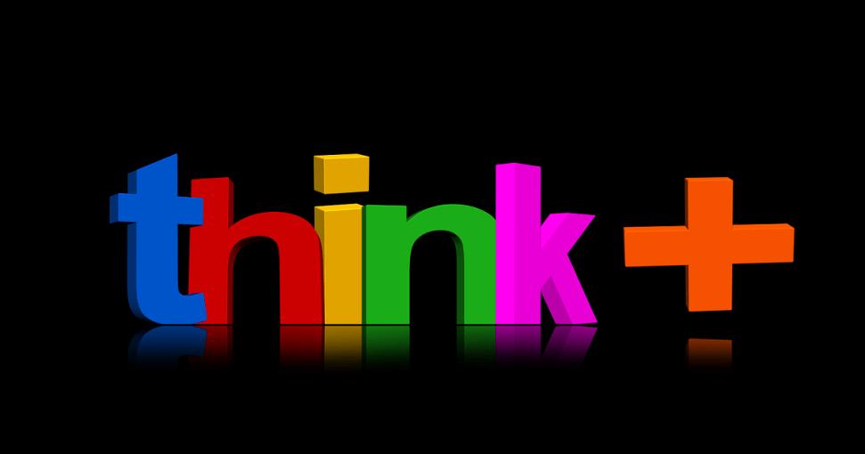 positive attitude think positive