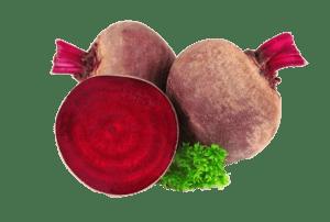 beets fiber vitamins healthy