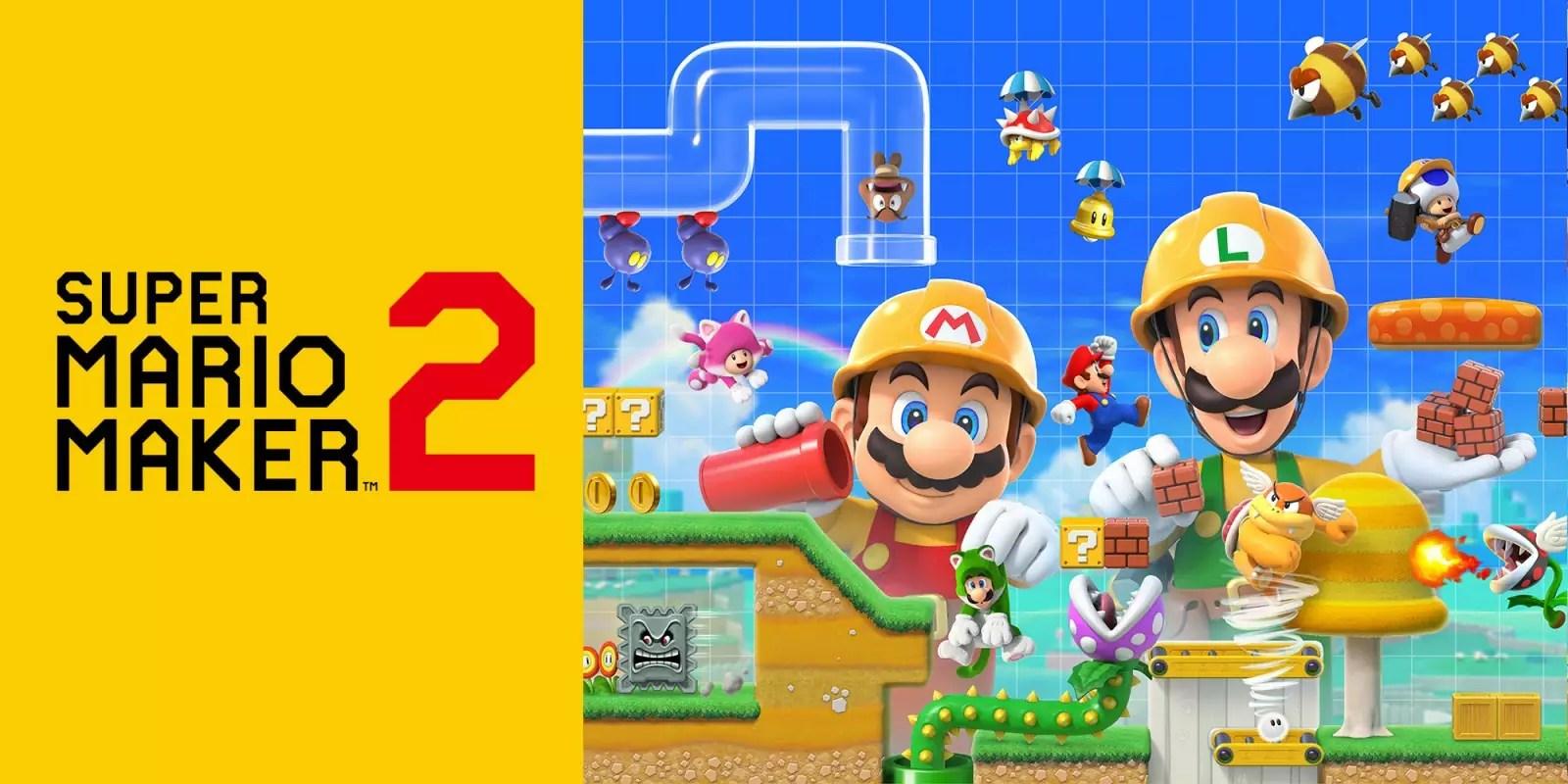 Super Mario Maker 2 • 1