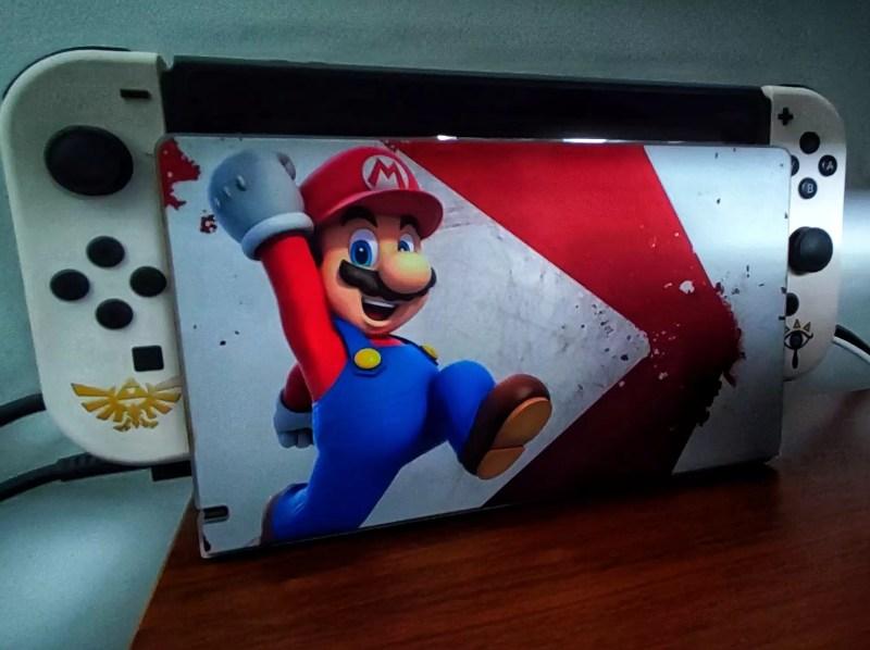 On custom la Nintendo Switch • 5