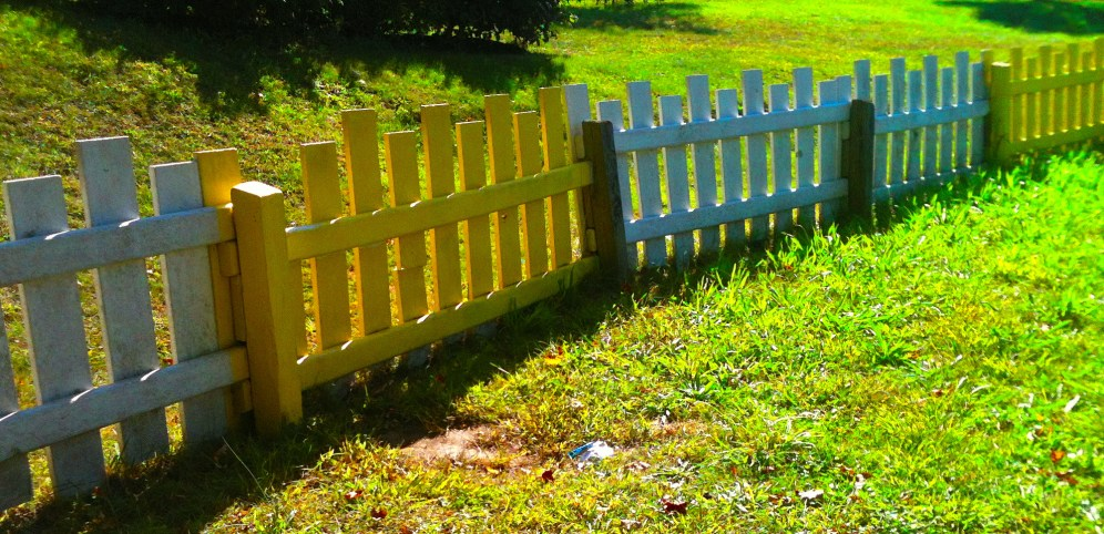 Jamestown PG Fence