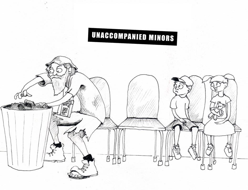 don-as-unaccompanied-minor