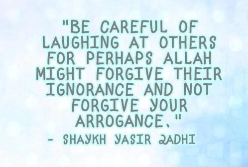 Gambar Kata Mutiara Muslim - Islam
