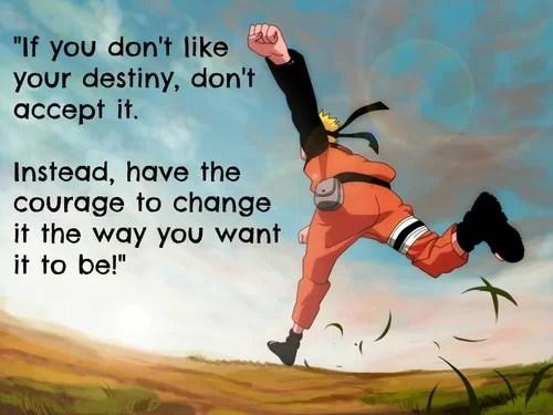 Gambar Kata-Kata Mutiara Naruto