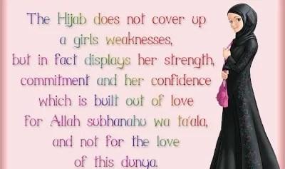 Kata-Kata Mutiara Islam Tentang Wanita Muslimah