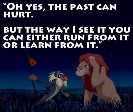 Kata Mutiara Kepemimpinan Film Lion King