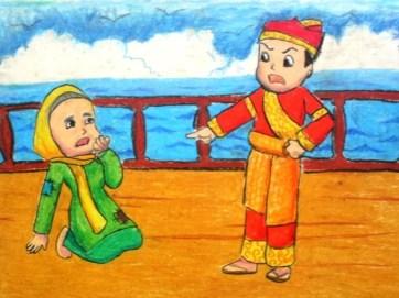 cerita dongeng legenda malin kundang