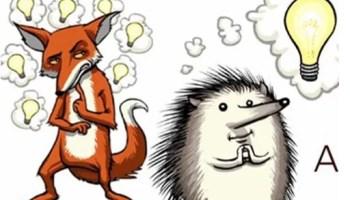 Dongeng dan Cerita Anak Serigala dan Landak