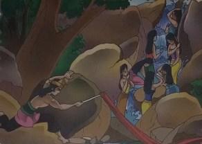 Contoh Cerita Rakyat Legenda Dari Jawa Tengah Kisah Jaka Tarub