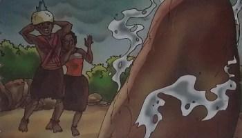 Cerita Rakyat Papua Barat Dongeng Papua Kisah Batu Keramat