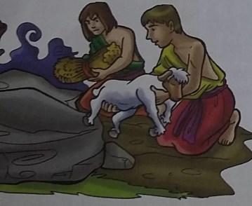 Kisah Anak Nabi Adam As dan Siti Hawa