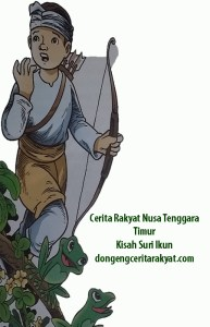 Cerita Rakyat Nusa Tenggara Timur Suri Ikun